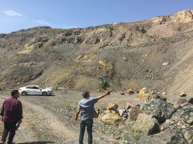 TCDD Kırıkkale-Büyükyağlı Bazalt Ocağı KET ÇED Gerekli Değildir Belgesi