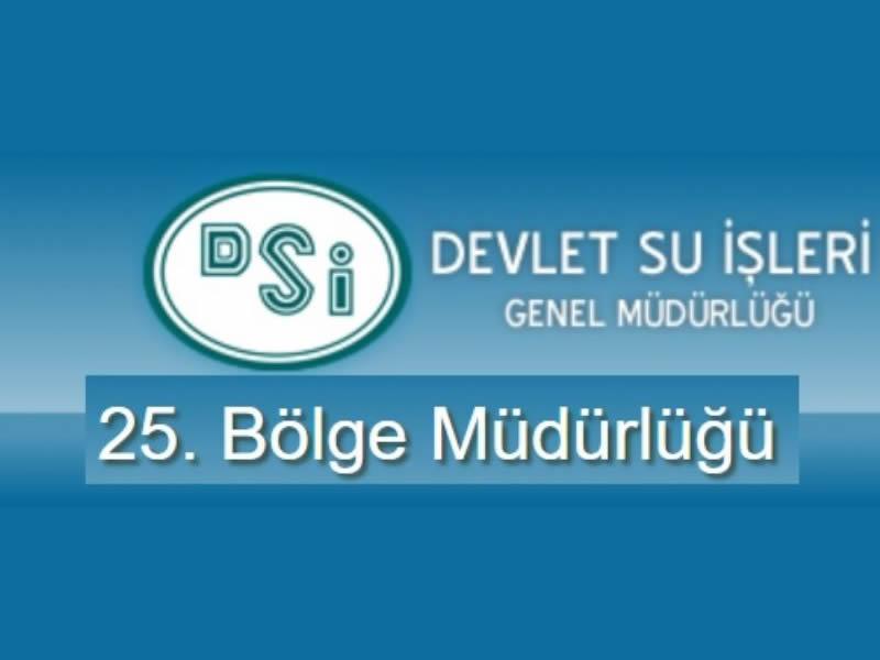 DSİ 25.BÖLGE